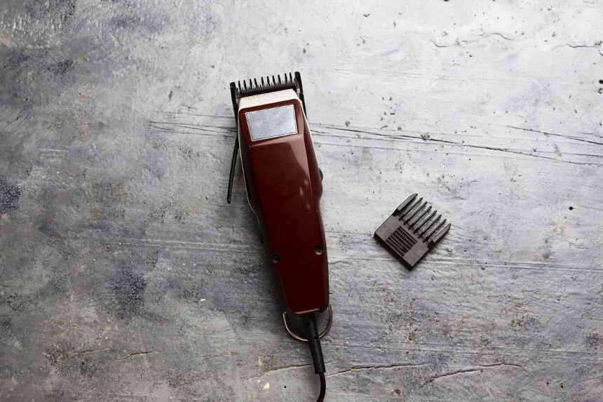 How to Sharpen Clipper Blades with Sandpaper?